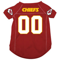 Kansas City Chiefs Dog Jersey - FurMinded