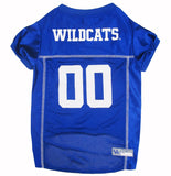 Kentucky Wildcats Dog Jersey - FurMinded