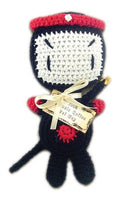 Knit Knacks - Miyagi Organic Cotton Dog Toy - FurMinded