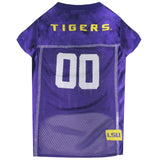 LSU Tigers Dog Jersey - FurMinded