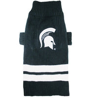 Michigan State Spartans Dog Sweater - FurMinded