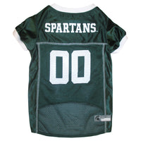 Michigan State Spartans Dog Jersey - FurMinded