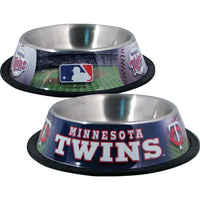 Minnesota Twins Dog Bowl - FurMinded