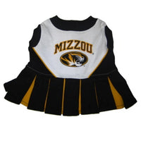 Missouri Tigers Cheerleader Dog Dress - FurMinded