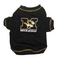 Missouri Tigers Dog T-Shirt - FurMinded