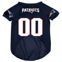 New England Patriots Dog Jersey - FurMinded