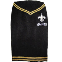 New Orleans Saints Dog Sweater - FurMinded
