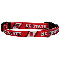 North Carolina State Wolfpack Dog Collar - FurMinded