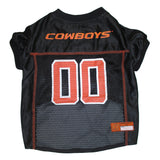 Oklahoma State Cowboys Dog Jersey - FurMinded