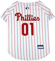 Philadelphia Phillies Dog Jersey - FurMinded