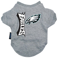 Philadelphia Eagles Dog Tee Shirt - FurMinded