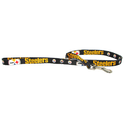 Pittsburgh Steelers Dog Leash - FurMinded