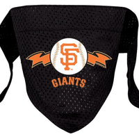 San Francisco Giants Mesh Dog Bandana - FurMinded