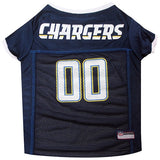 San Diego Chargers Dog Jersey - FurMinded