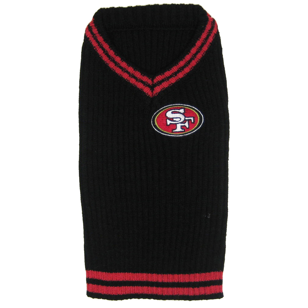 San Francisco 49ers Dog Sweater - FurMinded