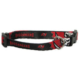 Tampa Bay Buccaneers Dog Collar - FurMinded