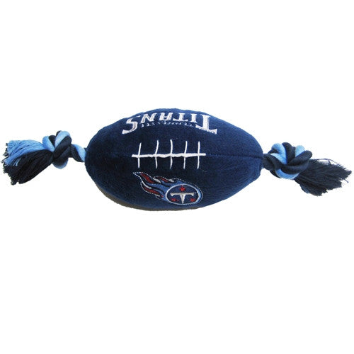Tennessee Titans Plush Dog Toy - FurMinded
