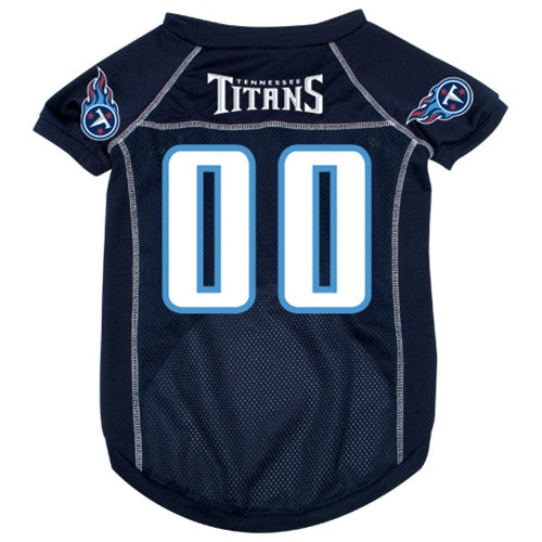 Tennessee Titans Dog Jersey - FurMinded