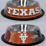 Texas Longhorns Dog Bowl