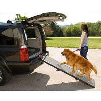 Pet Step - Full Length Pet Ramp (Tri-Fold) - FurMinded