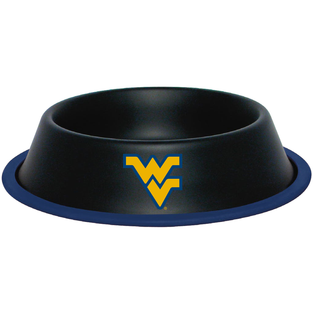 West Virginia Mountaineers Dog Bowl