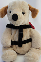 Bow Tie Red Dog Harness - FurMinded