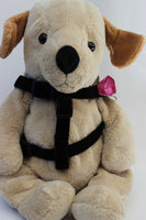 Carnation Orchid Dog Harness - FurMinded