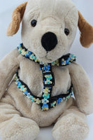 Coco Blue Dog Harness - FurMinded