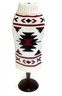Dog Sweater - Aztec Dog Sweater - FurMinded