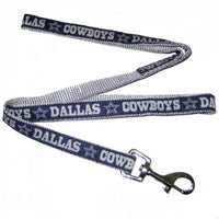Dallas Cowboys Dog Leash - Ribbon - FurMinded