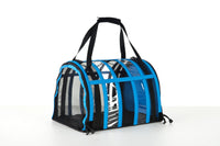 Designer Pet Carrier - Solid Light Blue - FurMinded