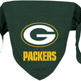 Green Bay Packers Dog Bandana - FurMinded