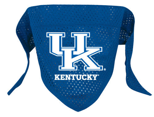 Kentucky Wildcats Dog Bandana - FurMinded