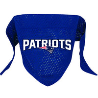 New England Patriots Dog Bandana - FurMinded