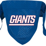 New York Giants Dog Bandana - FurMinded