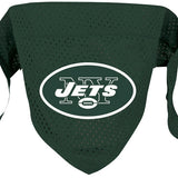 New York Jets Dog Bandana - FurMinded