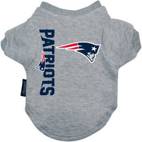 New England Patriots Dog T-Shirt - FurMinded