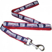 New York Giants Dog Leash - Ribbon - FurMinded