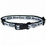 New York Jets Dog Collar - FurMinded