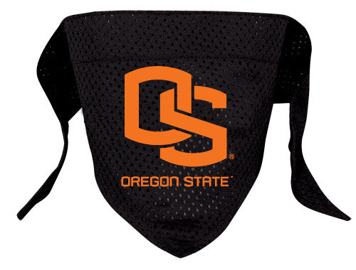 Oregon State Beavers Dog Bandana - FurMinded