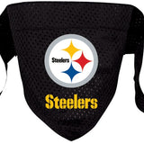 Pittsburgh Steelers Dog Bandana - FurMinded