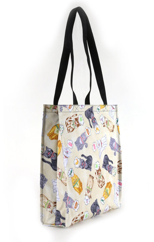 Hungry Cats Tote Bag - FurMinded