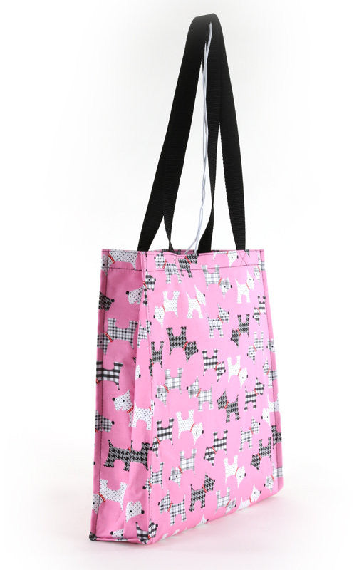 Pink Puppies Tote Bag - FurMinded