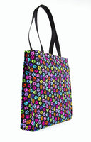 Rainbow Paws Tote Bag - FurMinded