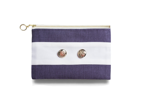 Handmade Purple Pouch | Estuche Color Morado