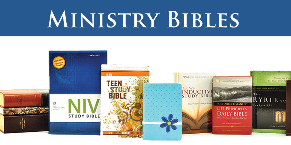 Ministry Bibles