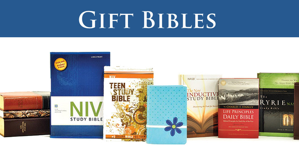 Gift Bibles