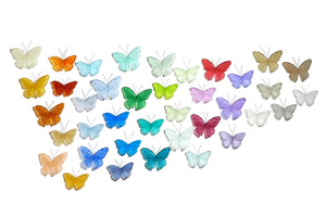 Butterfly Set of 36