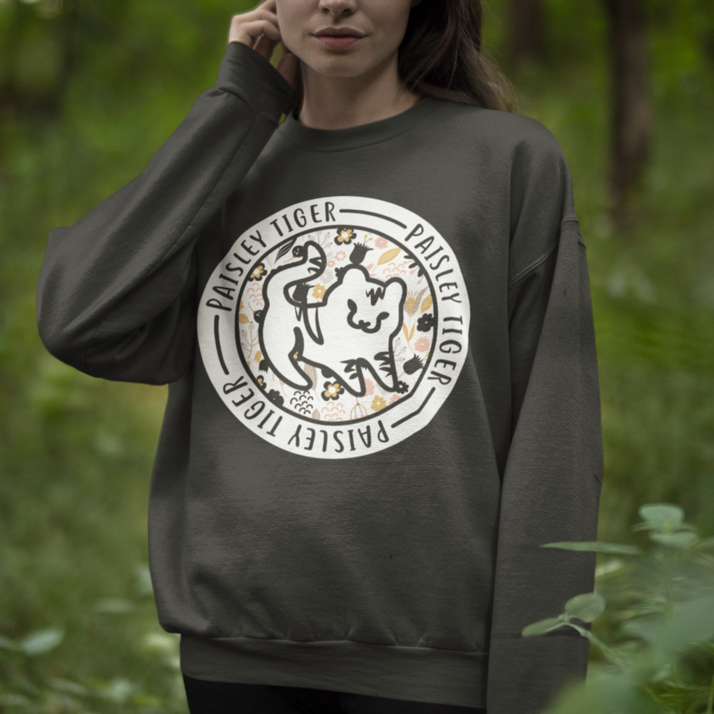 Pepper Logo Crewneck Sweatshirt