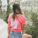 Watermelon Short Sleeve Pocket Tee